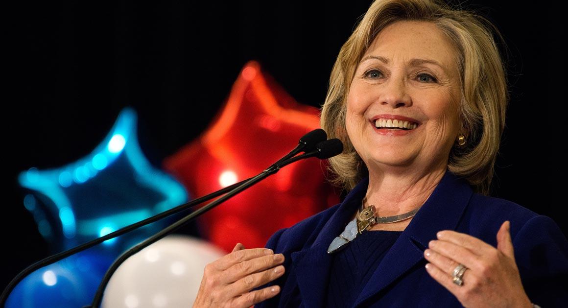 Hillary Clinton, Scott Walker, GMOs, fracking, surveillance programs, Patriot Act, Wisconsin Economic Development Corporation, union bashing, right to work
