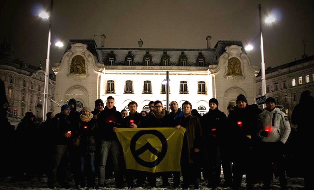Identitarian movement, far-right movements, rightwing extremists, fascism, fascist hipsters, anti-immigrant sentiment, xenophobia, rebranding fascism, Viktor Orban, rightwing populism