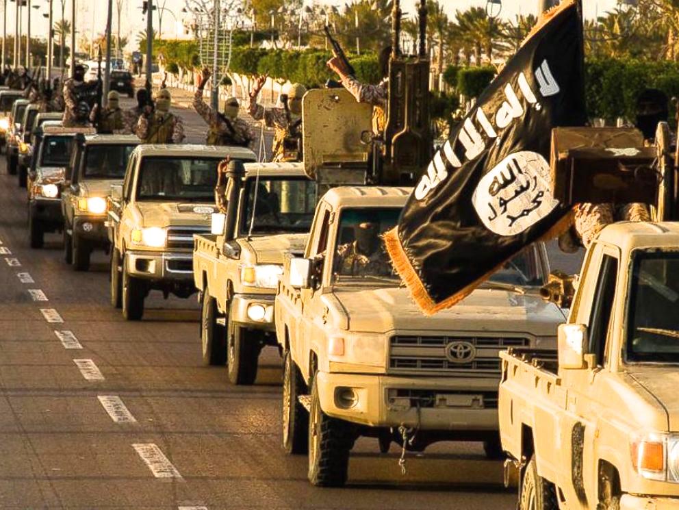 Libya intervention, Libya bombing, NATO bombings, ISIS beheadings, Right to Protect doctrine, Muammar Qaddafi, Samantha Power
