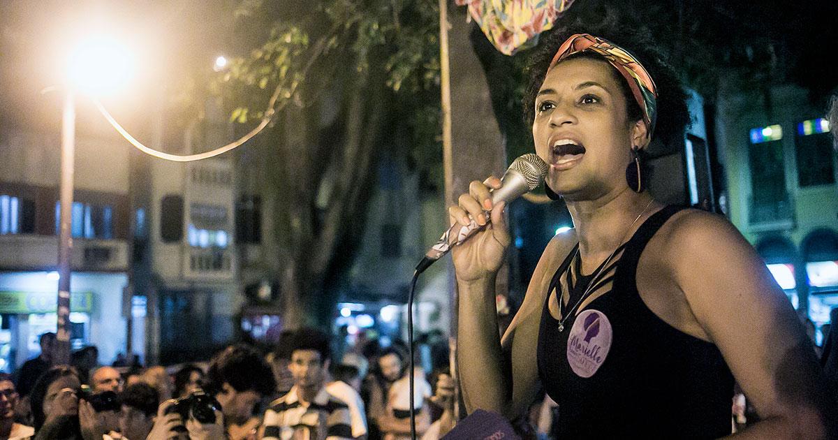 Marielle Franco, Feminist Spring, Brazil killings, intersectional feminism, patriarchy, Brazil corruption, Brazilian coup, Brazil feminism, favelas