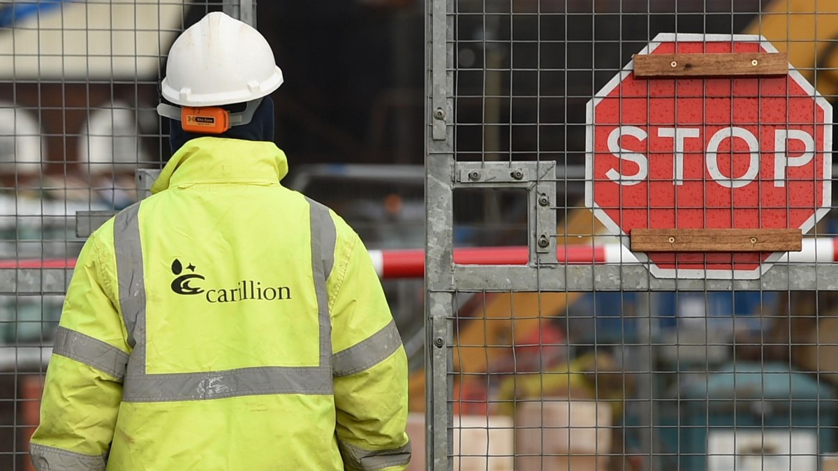 Carillion collapse, Carillion scandal, blacklisting corporations, government collusion, Institute of Employment Rights, Blacklist Support Group, Theresa May, Jeremy Corbyn