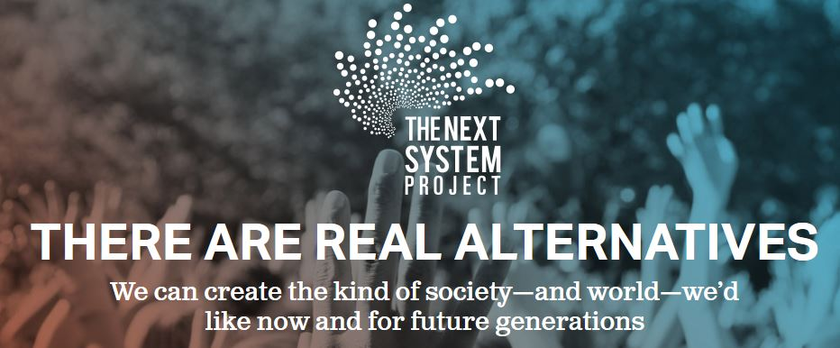 Next System Project, inequality, building solutions, solutions movement