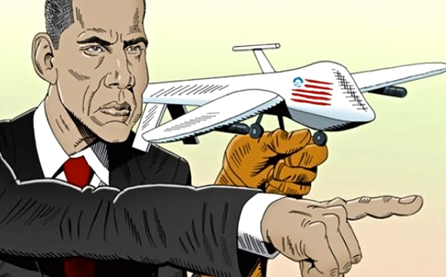 Image result for US drone CARTOON