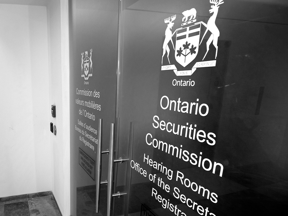 whistleblowers, rewarding whistleblowers, Ontario Securities Commission, corporate crimes
