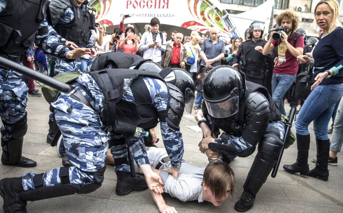 Alexei Navalny, anti-Putin protests, Russia protests, pro-democracy demonstrations, anti-corruption protests, Vladimir Putin
