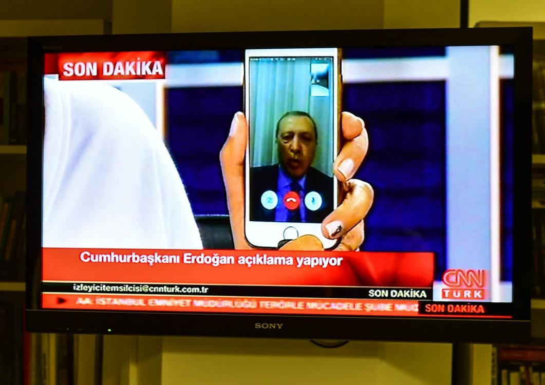 ISTANBUL, Turkey, CNN Turk