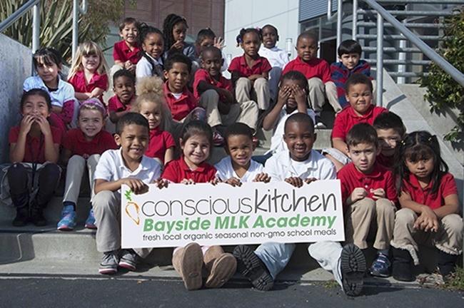 non-GMOs, GMOs, organic school food, The Conscious Kitchen, Turning Green
