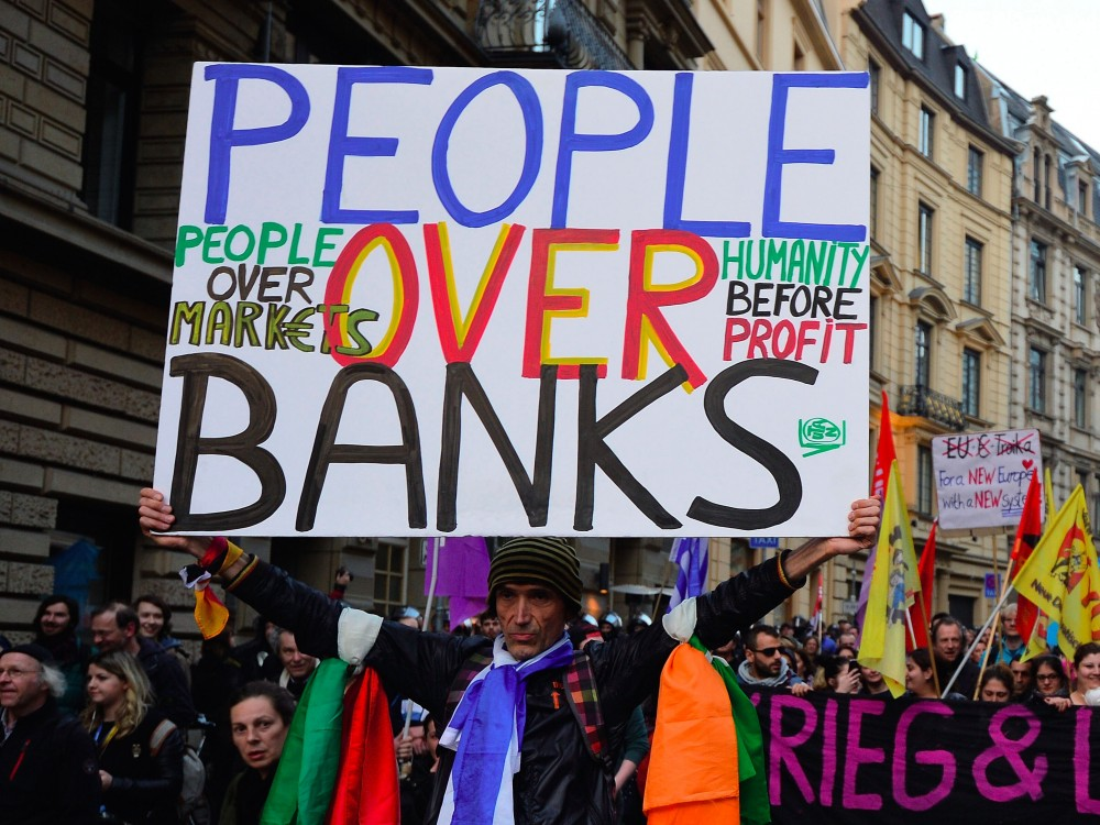 public banks, public banking movement, Phil Murphy, state banks, Bank of North Dakota, Wall Street banks