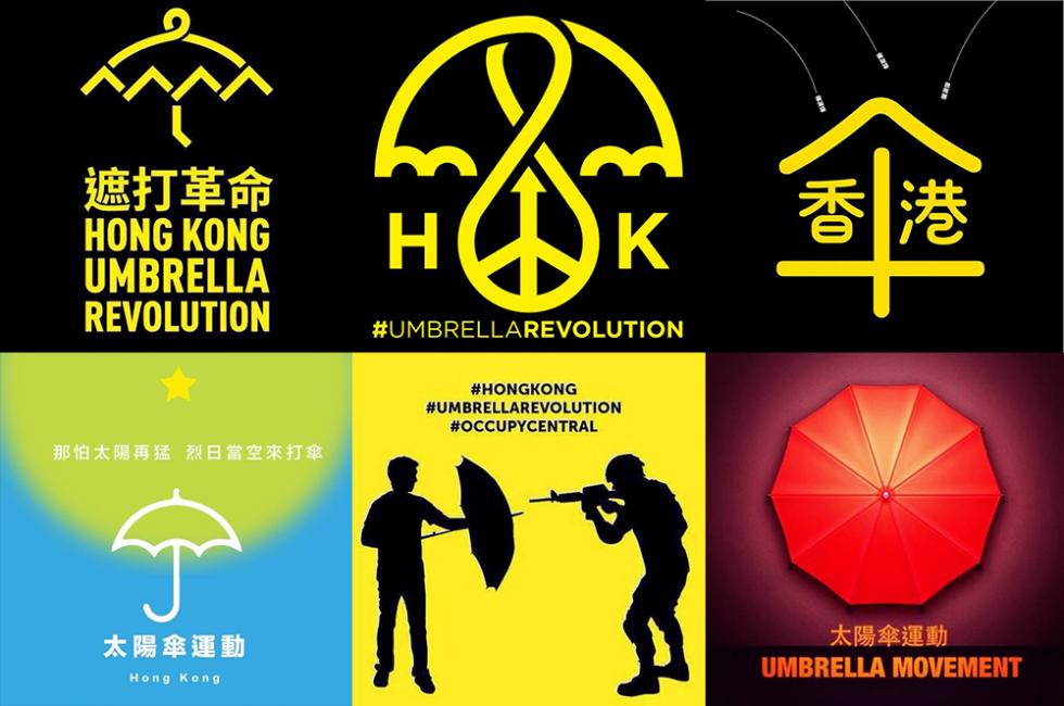 Umbrella Movement - Occupy Central Hong Kong