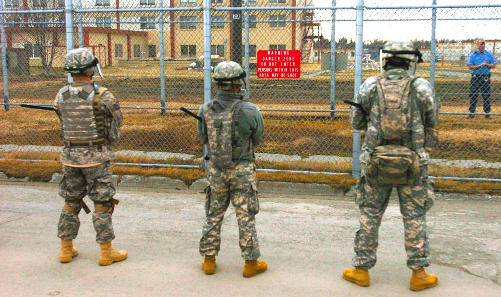 FBI Investigates Private Prison Giant Running