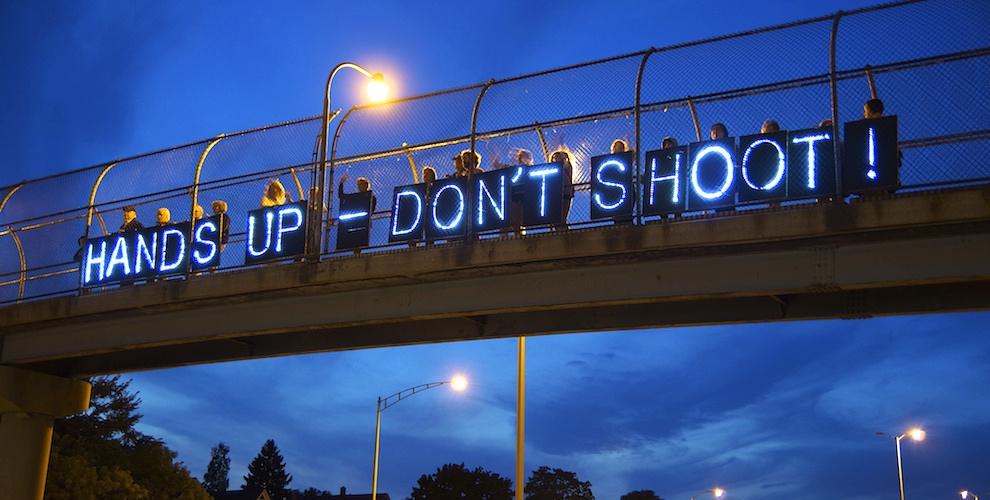Darren Wilson, Michael Brown, Ferguson protests, police brutality, Daniel Pantaleo, Eric Garner, race relations, police violence, National Bar Association