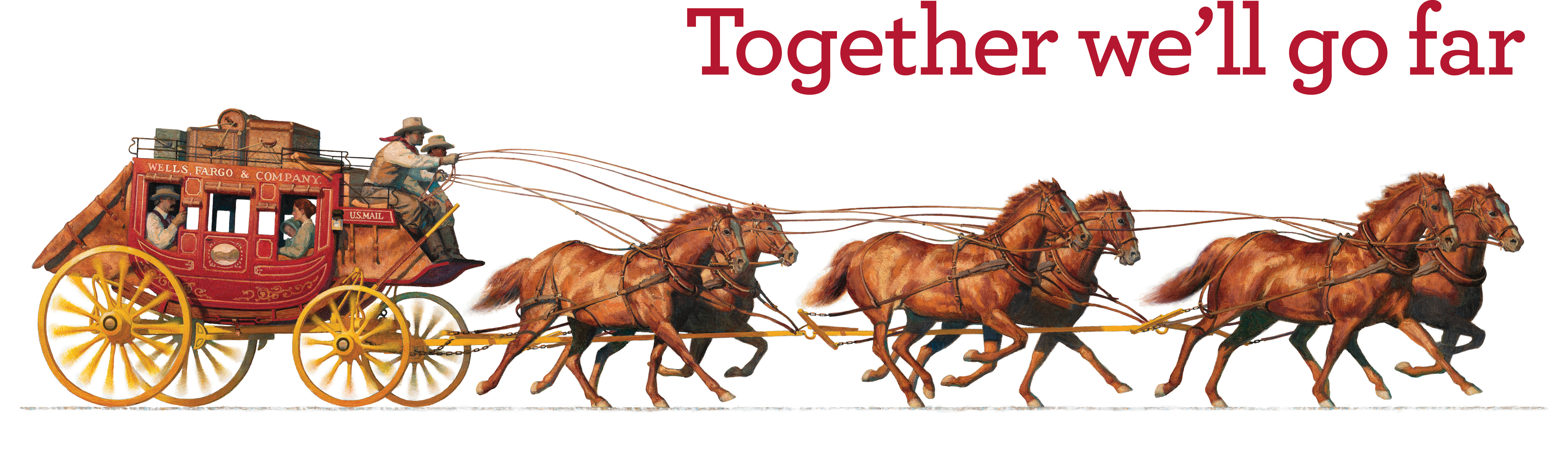 global power project  part 8 banking on influence with wells fargo advisors logo vector Wells Fargo Stagecoach Logo