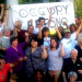 Occupy Fresno celebrates 246 days of continuous occupation.