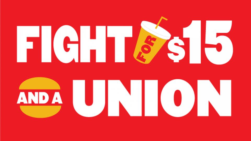 #BlackLivesMatter, Black Lives Matter, #Fightfor$15, Fight for $15, minimum wage movement, National Domestic Workers Alliance