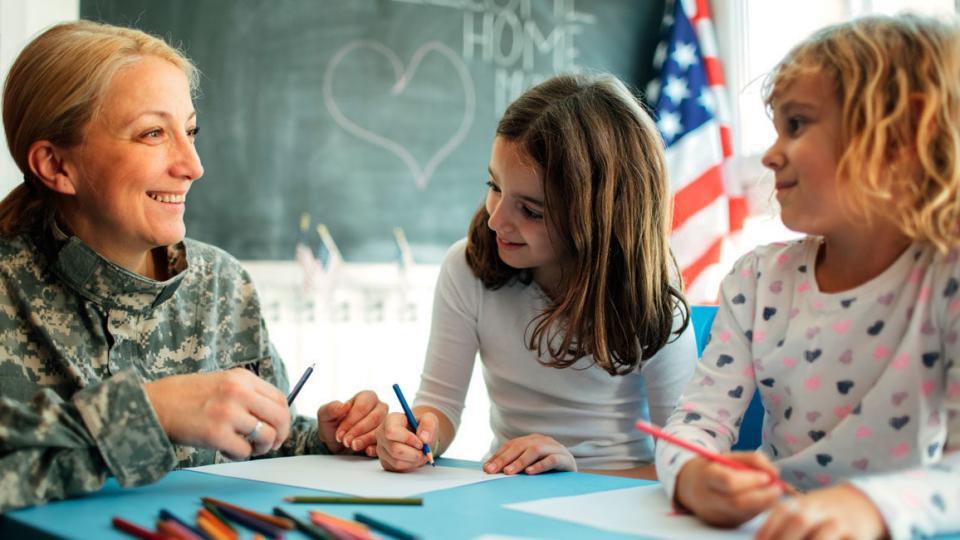 NDAA, military family education, privatizing education, GOP legislation