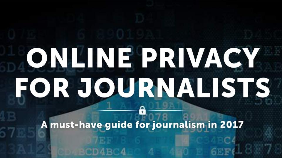 Espionage Act, journalist privacy, online privacy, cyber security, surveillance programs, journalist killings, Daphne Caruana Galizia