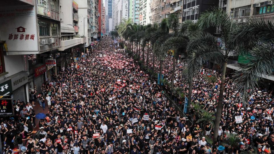 Hong Kong protests, Hong Kong extradition rules