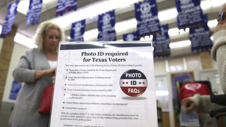 voter ID laws, Texas voter restrictions, voter suppression, Ted Cruz, Beto O'Rourke, Greg Abbott