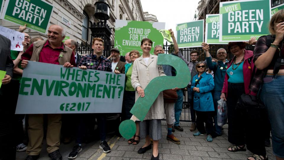 Green Party, UK Green Party, climate protests, climate movement, Extinction Rebellion, climate strikes, Greta Thunberg, Brexit, Brexit Party