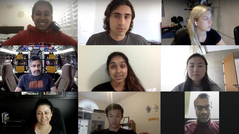 COVID-19, TeachAids, CoviDB, Coronavirus, students, crowdsourcing