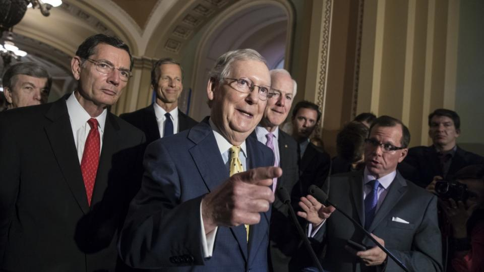 healthcare, Obamacare, repeal and replace, GOP healthcare plan, Trumpcare, uninsured Americans, single-payer healthcare, Medicare for All, Mitch McConnell, unregulated markets, free market