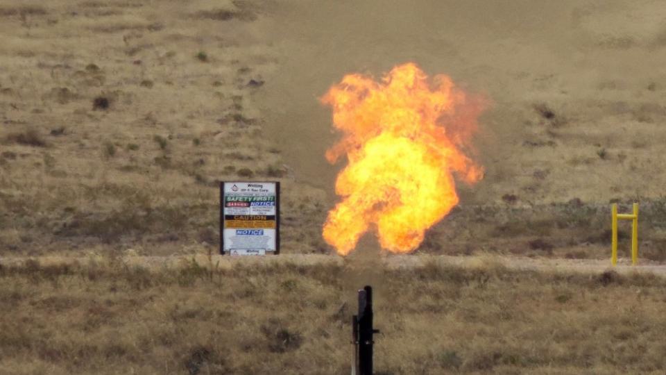 EPA, fracking emissions, oil and gas industry, NC WARN, David Allen, methane leaks, fracking industry, money in politics