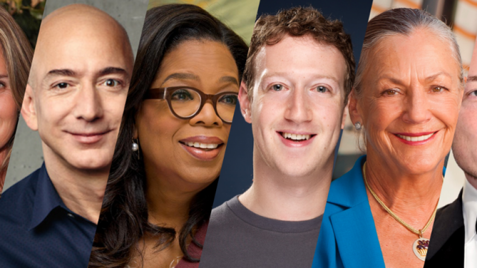 rising inequality, wealth inequality, food stamps, America's richest men, 1%, Jeff Bezos, Mark Zuckerberg