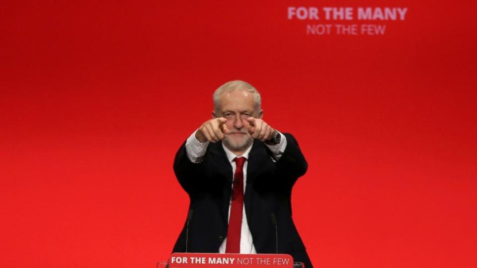 Jeremy Corbyn, anti-semitism, Labour Party, Israeli-Palestinian conflict