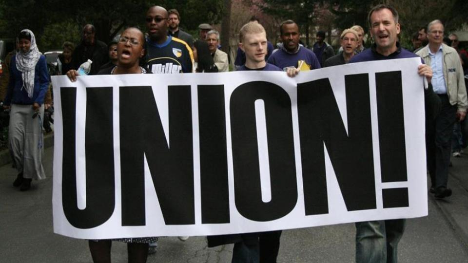 Sea-Tac, Fight for $15, labor organizing, union organizing, labor power, labor action, strikes, walk-outs, minimum wage movement