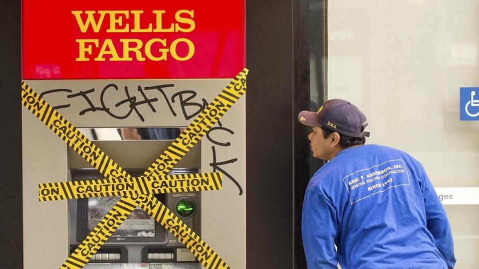 Wells Fargo, loan scams, Wells Fargo crimes, fake accounts, Home Affordable Modification Program, bank bailouts, banker greed, fraudulent banks, foreclosure crisis, illegal foreclosures, housing collapse