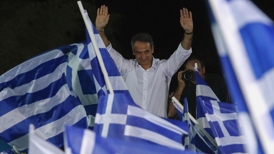 Greek crisis, debt crisis, Greek elections, Nea Dimokratia, Syriza, Kyriakos Mitsotakis, Greek unemployment