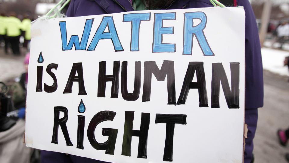 water wars, water privatization, Greek water privatization, municipalization, public control of resources, E.U. corruption