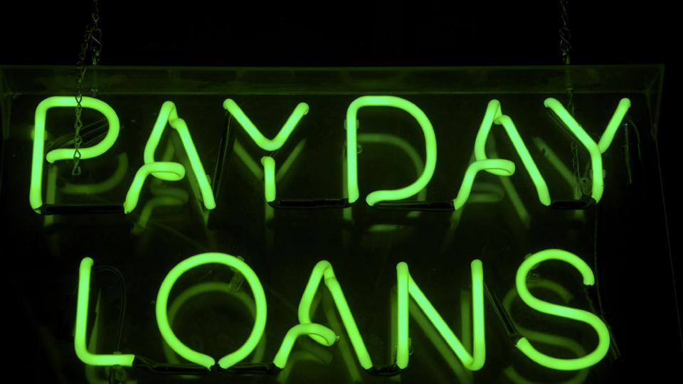 payday lending, payday loans, Consumer Financial Protection Bureau, financial deregulation, Dodd-Frank bill, Wall Street lobbying, campaign contributions