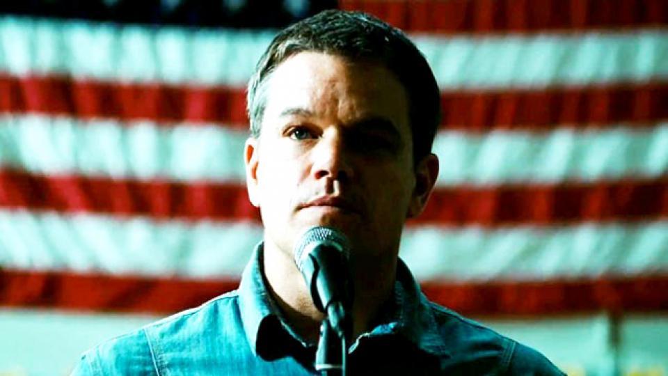 """Matt Damon's """"Promised Land"""" Draws Ire of Fracking Industry"""