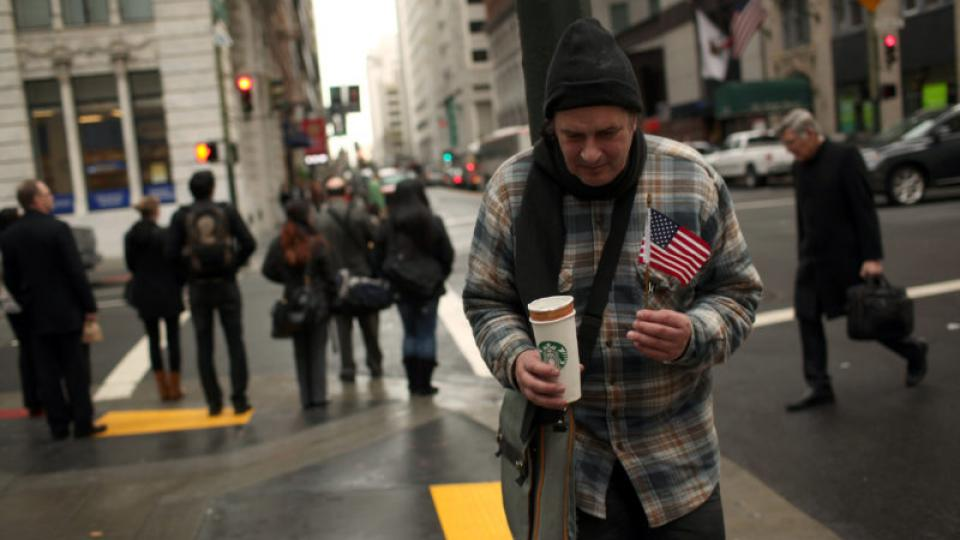 growing poverty, poor Americans, stagnant wages, rising costs, rising rents