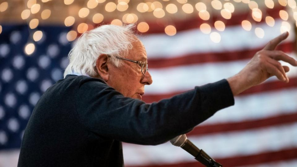 Bernie Sanders, Sanders 2020, Thurgood Marshall, public education spending, free tuition, debt free college, college debt