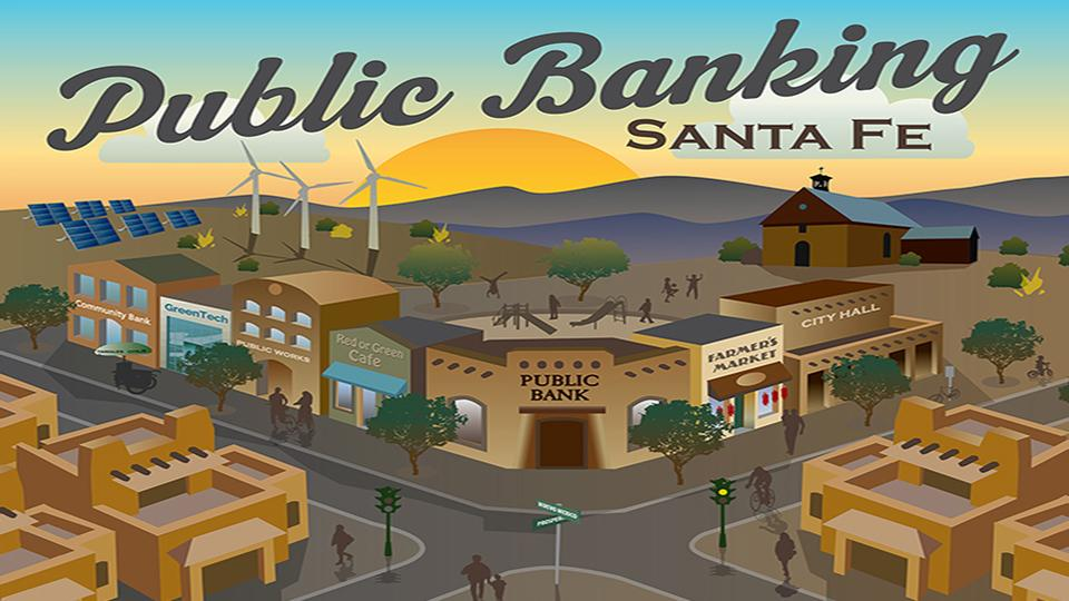 public banks, public banking movement, Bank of North Dakota, Santa Fe public bank, Los Angeles public bank, divestment movement
