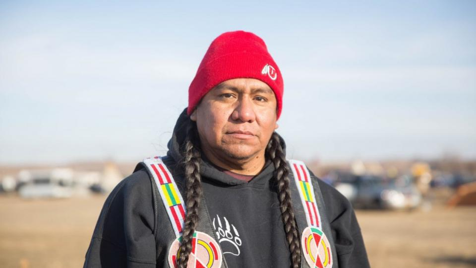 Standing Rock, Dakota Access Pipeline, Alex Garland