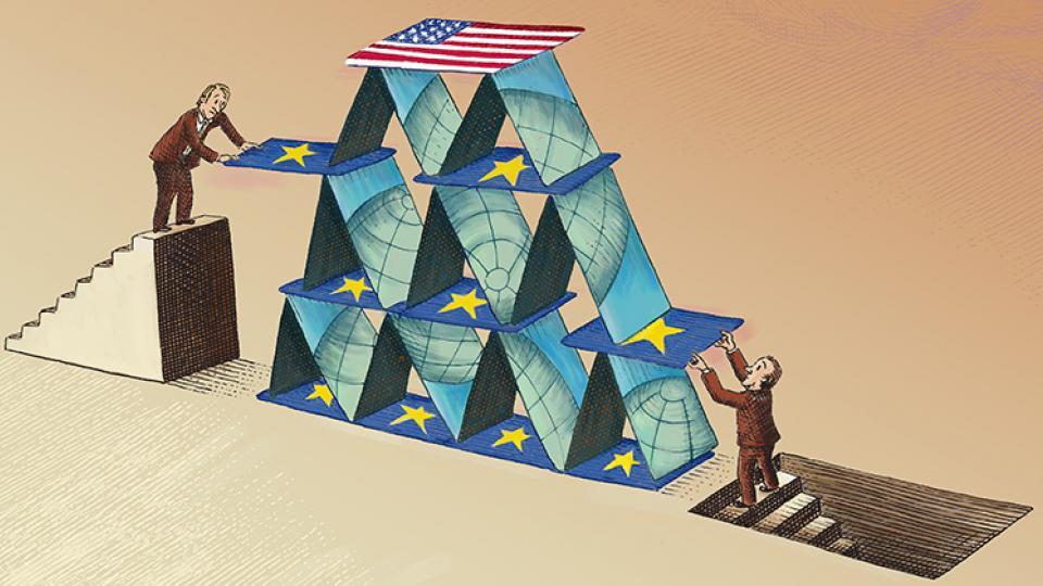 Brexit, national sovereignty, multinational banks, global financial elite, Eurocrats, unaccountable bureaucracy, European Central Bank, IMF, World Bank, E.U. referendum