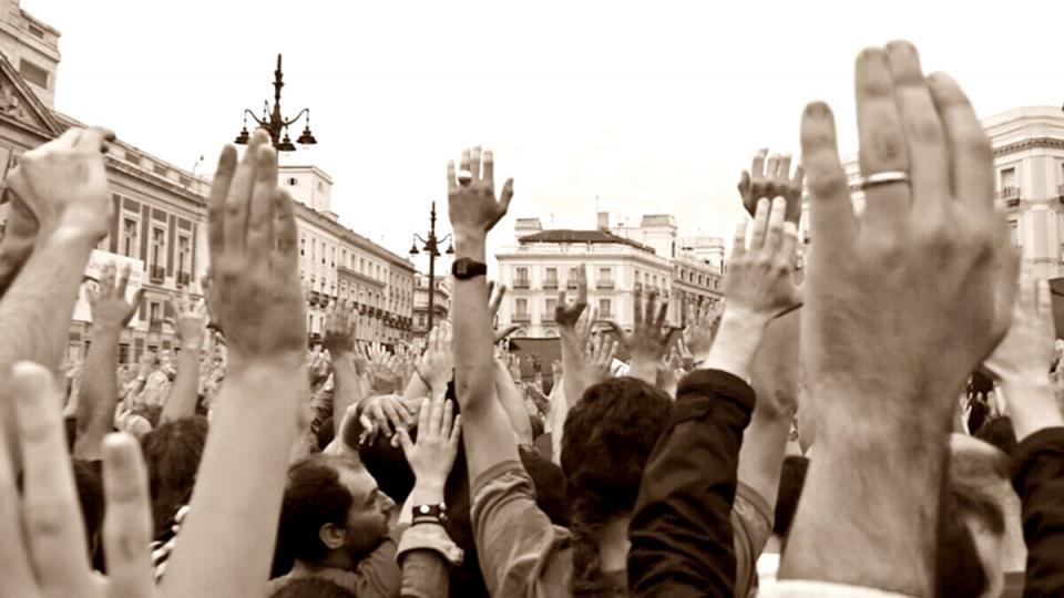Fearless Cities, municipalist radicalism, urban power, radical democracy, Spanish municipalism, xenophobia, migrants welcome,