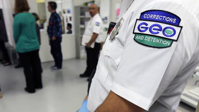 GEO Group, private prisons