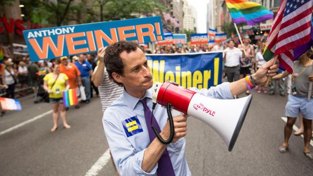 Anthony Weiner, Weiner, 24-hour news cycle, Twitter, sex scandal, sexting