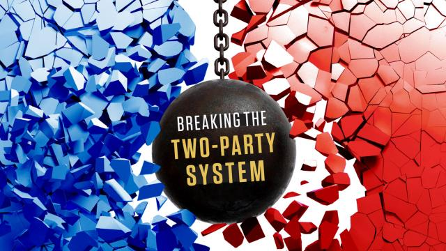 two-party system, proportional representation, money in politics, third party, Our Revolution