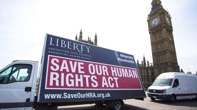 Human Rights Act, Theresa May, Brexit, European Convention on Human Rights