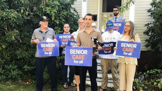 universal home health care, healthcare legislation, Maine People's Alliance