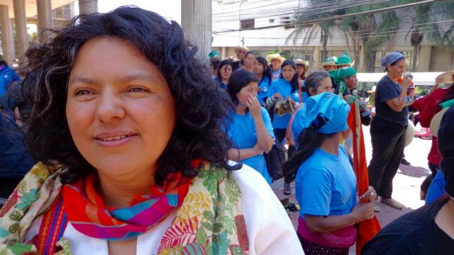 Berta Cáceres, Council of Indigenous Peoples of Honduras, Honduras indigeno