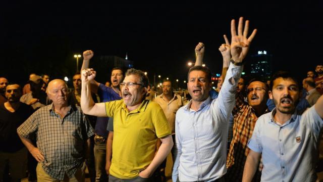 Turkish coup, Recep Tayyip Erdogan, military overthrow