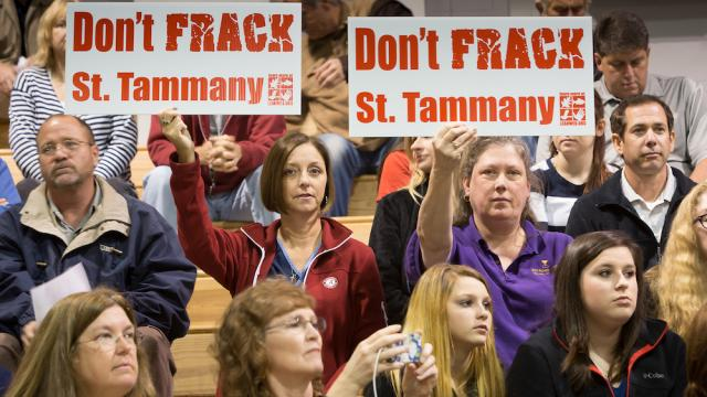 Concerned Citizens of St. Tammany, Louisiana fracking, fracking protests, Helis Oil and Gas, fracking risks, fracking ban