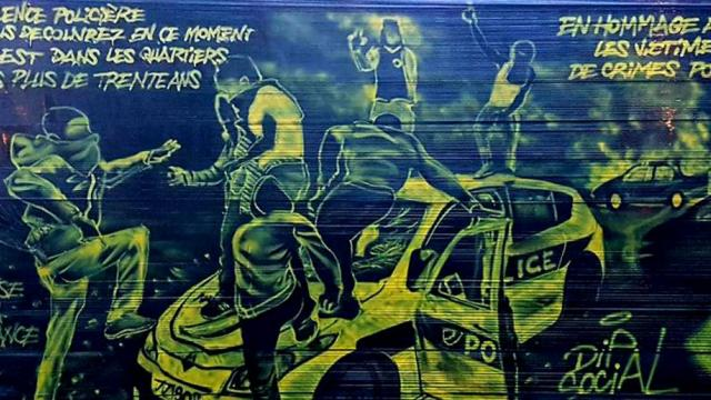 Nuit Debout, Banlieues Debout, French street protests, Quoi Ma Gueule, police brutality, police violence, SOS Racisme, combatting racism, Créteil 3.0, David Cousy