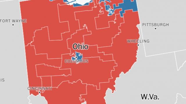 Ohio, Voters, Gerrymandering